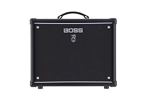 Boss Katana 50 MKII - Amplificador Combo para guitarra 50 W 12 pulgadas + camiseta de regalo