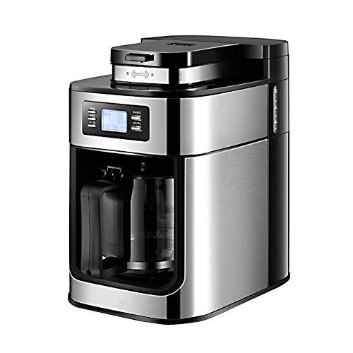 Haushaltskaffeemaschinen,Kaffeemaschine Office Home Filterkaffeemaschine Vollautomatische Kaffeemaschine Teemaschine