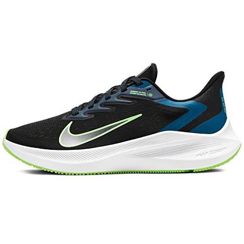 Nike Womens Zoom Winflo 7 Casual Running Shoe Womens Cj0302-003 Size 5