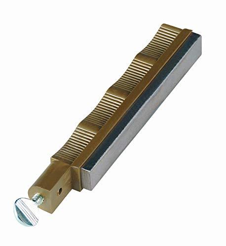 Lansky Unisex– Erwachsene Diamant Abziehstein-fein-Länge: 19.7 cm, 290022, Brown, Einheitsgröße