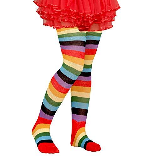 Widmann Leotardos para niños multicolor, 7-10 Años (30013) , color/modelo surtido
