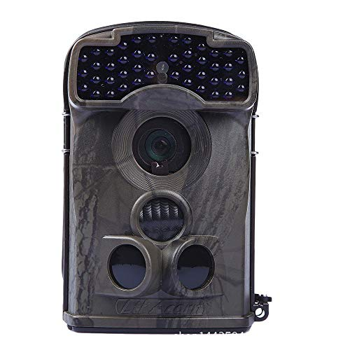 Amazing Deal AKAKKSKY 1080P HD 12MP Trail Camera Day Night Ultra Fast Motion Detection, 0.6s Trigger...