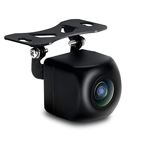 Auto-Rückfahrkamera Rückfahrkamera mit hervorragender Nachtsicht IP68 Wasserdicht, Rückfahrkamera Weitwinkelobjektiv Loop-Aufnahme für Pkw LKW Vans RVs 12V