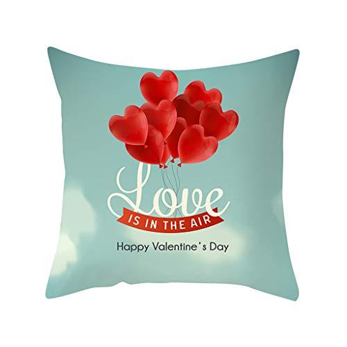 Fundas Cojines para Novios/Novias/Enamorados, Regalo de San Valentín,
