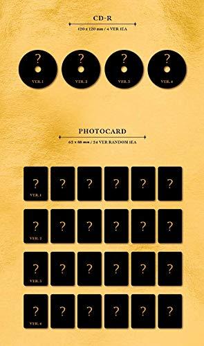 Monsta X - FANTASIA X [Ver.1+2+3+4 Full Set] (Mini Album) [Pre Order] 4CD+4Photobook+4Folded Poster+4Pre Order Benefit…