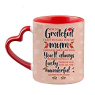 This Romantic Heart-Handled Mug Makes A Great Gift For Your Loved Ones On Any Special Occasion. A High-Quality Premium Ceramic Grade Mug in A Bright White Coating Gloss Finish with Heart Handle. Mug has different colour variant like Red, Pink, Green ...