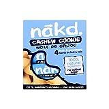LOTUS Nakd Noix de Cajou Cashew Cookie Barres de Noix de Cajou/Fruits Ingrédients 100% Naturels...
