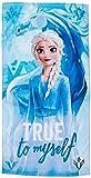Disney Frozen 2 algodón. Referencia KD Playa lavarse la Cara-Toallas Textiles del hogar...
