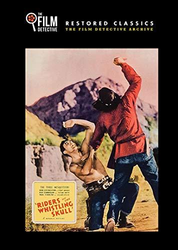 Riders Whistling Skull [Edizione: Stati Uniti] [Italia] [DVD]