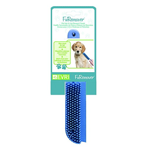 Evriholder FURemover Pet Hair Removal Brush, color may vary