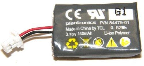 Plantronics 86180-01 batería recargable - Batería/Pila recargable (Gris, Plantronics CS540/A, 1 pieza(s))