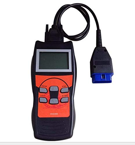 Buy Discount VAG506 car Diagnostic Tool Scanner Oil Reset air-b-a-g Reset Mileage Correction