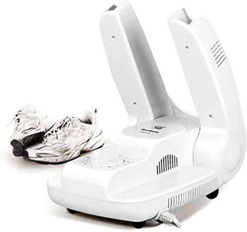Panduo Secado de Calzado Secadora de Zapatos, Secadora de Botas, Easy Storage Electric Weaver Secker Seckers y Ultra Slim, PROTECTORIA DE PERSAMIENTO, ESTRANILIZANTE, Secadora (Color: Blanco)