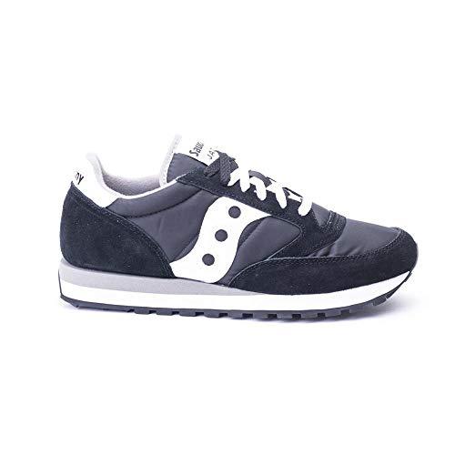 SAUCONY scarpe sneaker unisex jazz original S2044-449 nero bianco 37