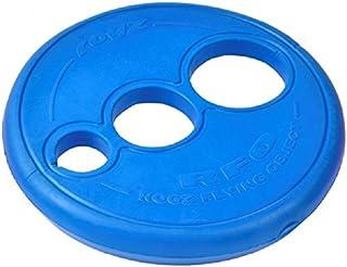 Rogz RFO Frisbee Dog Toy, Blue
