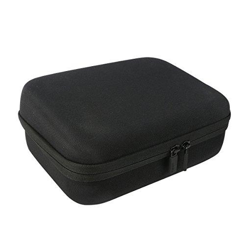 Hart Reise Schutz Hülle Etui Tasche für Omron M500 /M700 Oberarm Blutdruckmessgerät von co2CREA(travel case)