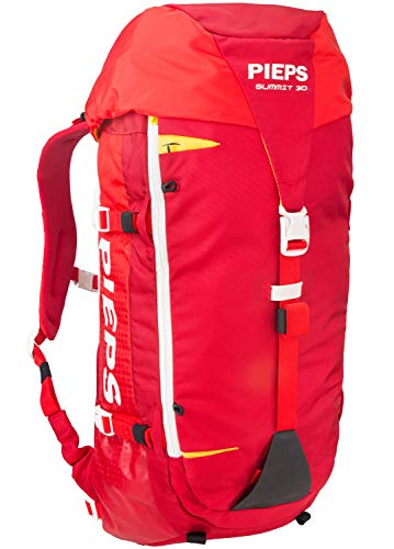 PIEPS Men's Summit 30 Backpack, red