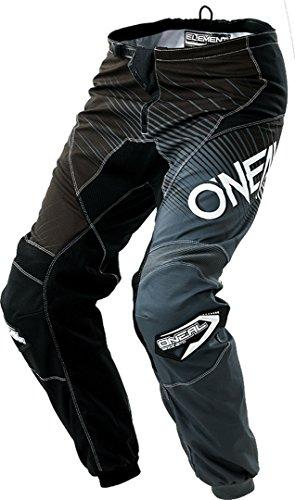 O'Neill Wetsuits 0108-132 Oneal Element Rennbedarf, Motocross-Hose, 32, Schwarzgrau