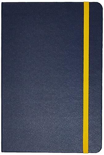 Caderneta s Clássica, Cicero, 1865, Azul, Médio (14X21)