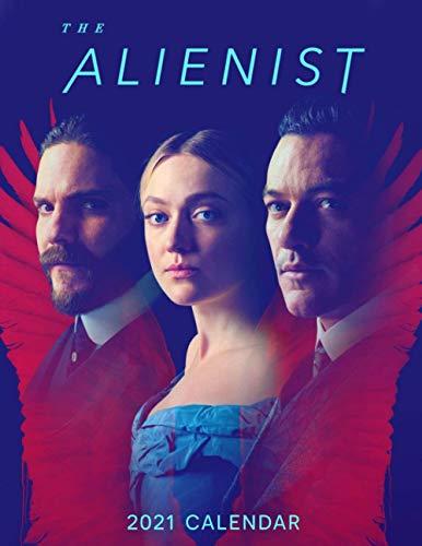 The Alienist 2021 Calendar