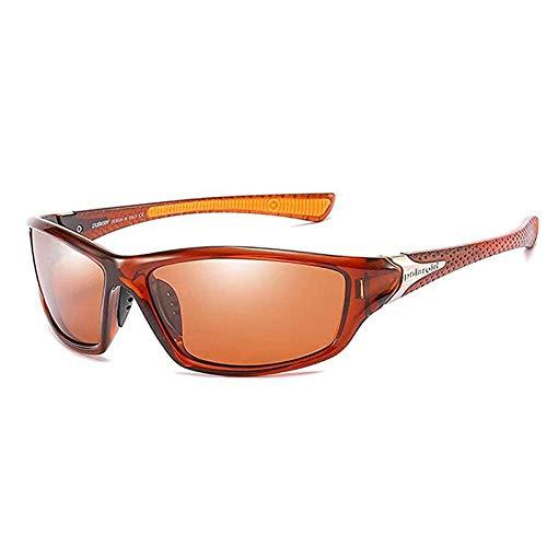 Gafas de Ciclismo Sunglasses Hombres Mujeres Gafas De Bicicleta Polarizadas Gafas HD Uv400 Ciclismo Gafas De Sol Deportes Al Aire Libre Bicicleta De Carretera A Prueba