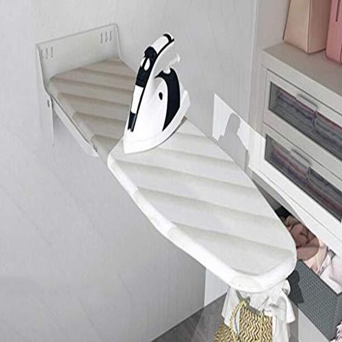 YANGLIYU Tabla de Planchar Tabla de Planchar Tabla de Planchar Plegable de Pared 180 ° Giratoria Montado en la Pared Oculto