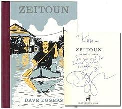 Dave Eggers / Zeitoun Signed 1st Edition 2009