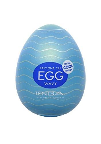 3. Tenga Egg Wavy - Cool