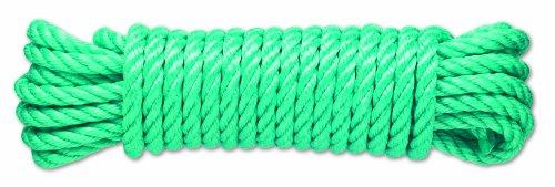 Chapuis PC8 Corde polypropylène torsadée 1,5 T D 10 mm L 15 m Vert
