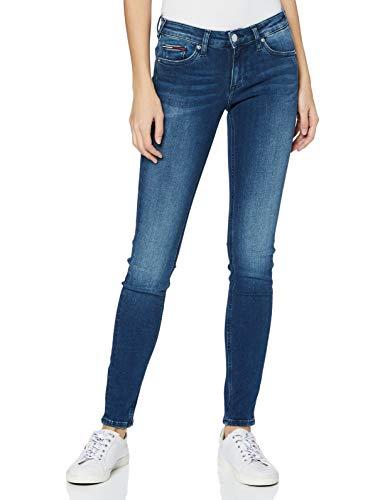 Tommy Hilfiger Damen Sophie LR SKNY NNMBS Jeans, New Niceville Mid Blue Stretch, W29 / L28