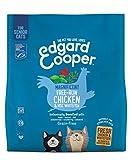 Edgard & Cooper pienso Gatos Senior SIN Cereales. Comida Natural con Pescado Blanco con certificación MSC y Pollo de Corral bajo en Grasas saturadas, 1.75kg. Apto para Gatos esterilizados