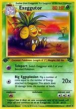 Pokemon - Exeggutor (35) - Jungle - 1st Edition