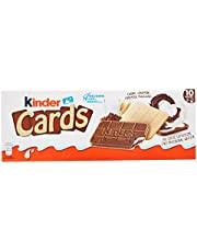 Kinder Biscotti Cards, Confezione da 5 x 128.6g