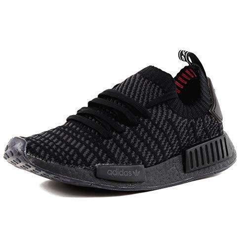 adidas Unisex NMD_R1 STLT PK Schwarz Textil/Synthetik Sneaker 39 1/3