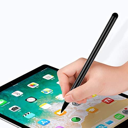 Stylus Pen für Tabletten Digitaler Bleistift mit feiner Spitze und magnetischem Mesh Cap Kapazitiver Universal-Touchscreen-Stift Kompatibel mit Touchscreens von IOS / Android / Microsoft-Systemen