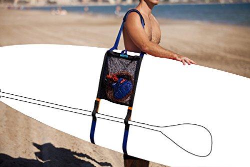 El mismo packaging es una mochila para que puedas guardar el TripSup by Sami&Bro