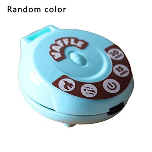 YLWL Horno eléctrico para Barbies Blyth, Accesorios de decoración de Muebles de Cocina, Color Aleatorio, 34 * 44 mm