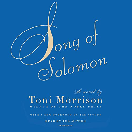 Couverture de Song of Solomon