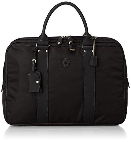 [フェリージ] 公式ビジネスバッグ 1882/1/DS 122-89-0279 ブラック×ブラック