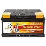 Solarbatterie 12V 120Ah Adler Wo...