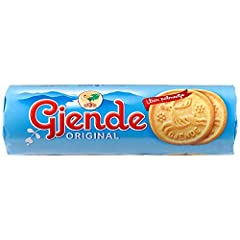 Delicious Norwegian biscuits Mild and sweet biscuit best enjoyed with friends and family Perfect as a tasty snack anytime of the day! Made in Norway and exported to the US Ready to Eat