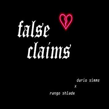False Claims