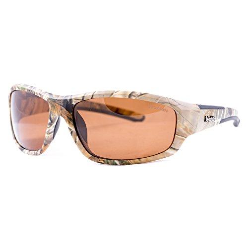 Oferta Del Día - Verdster TourDePro camuflaje gafas de sol polarizadas para hombres y mujeres - Deportivo Gafas - Marco de protección UV - irrompible - Pack de equipo - gran para la conducción, pesca, Ciclismo, Esquí, Snowboard, equitación