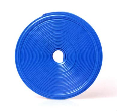 Careflection 8M/Roll Car Styling Wheel Rims Protector Strip Car Sticker Decorative Moulding Trim IPA Rimblades with 10 Colors Color Model: 8M Blue