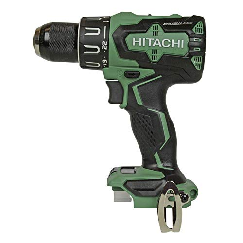 Hitachi DV18DBFL2S 18V Cordless Lithium Ion Brushless Hammer Drill (Includes One 3.0Ah COMPACT Battery)