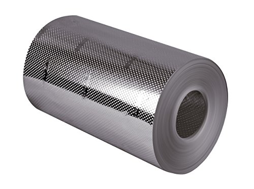 HairGrip PRO - papel de aluminio antideslizante de 13cm de ancho y 75m de largo, desarrollado para...