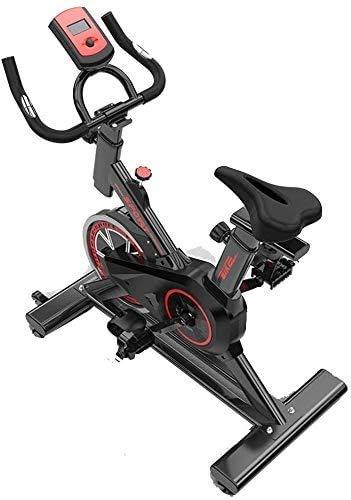 XJWWW-URG La Correa de transmisión Cubierta Ciclismo Bicicleta estacionaria, Entrenamiento de Bicicletas for el hogar Cardio del Gimnasio con un cómodo cojín de Asiento URG