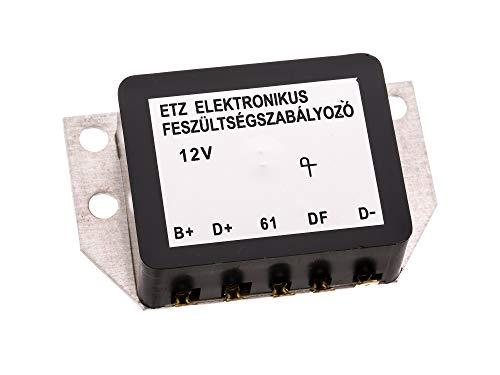 FEZ Spannungsregler 12V elektronisch - für MZ ETZ