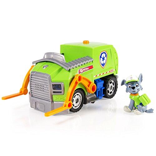 Paw Patrol Vehículo de Lujo, Rocky