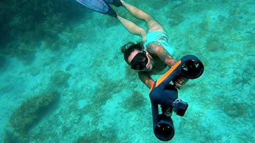 Unterwasserscooter Geneinno Trident Seabob Bild 2*